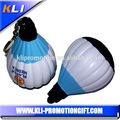 Aeroboat la forma de la PU espuma bola de la tensión con batidor de huevos, Whirlybird, Avión, Anti bola de la tensión, Bola de playa personalizada