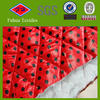 300T polyester printed taffeta cotton clothes fabric