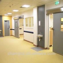 High pressure laminate hospital ward door