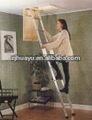 plegable de madera escalera