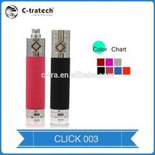 ego twist kit in stock,perfect design 1500mah DIY style ego twist battery