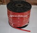 Negro rojo de cobre/pvc/alambre de goma/35mm2 cable de la batería precio