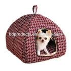 portable foldable fabric cat/dog/pet house