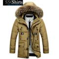 Sscshirts 2014 gros pologne hiver, messieurs vestes en duvet
