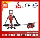 mobile drilling rig KQD120B