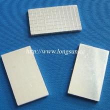 AgCuFe trimetal contact sheets electrical welding button contact