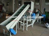Zhongmao PP PE film recycling and granlating line