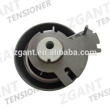 hot selling timing chain v-ribbed belt tensioner pulley for Peugeot 307(oem:0829.76)
