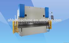 manual adjust R,Z1,Z2 axes 3 meter sheet metal press brake 200T