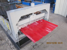 ZD Roof /Wall Metal Profile Forming Machine supply and coil supply