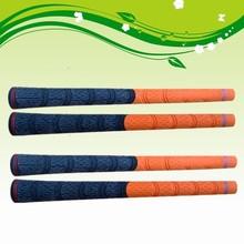 Black ---Orange Half Core Golf Grips
