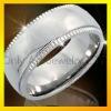 best gift for men ,shiny polish ,careful design ,SS or TT mens rings 2012