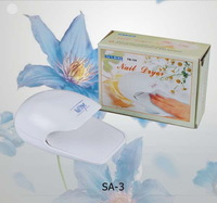 Contemporary unique hand and foot care uv nail dryer