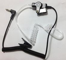 3.5mm jack acoustic tube headsets TC-617-1N