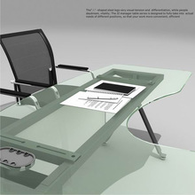 automatic office table height adjustable