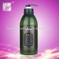 fabricante profesional de la etiqueta privada refrescante champú para el pelo después de la ondulación permanente o tinte