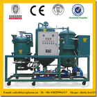 Exclusive water cooling technology portable oil purification machine