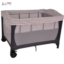 Plastic,Eco-friendly and environmental Material and Bed, Children Furniture Type cot bed