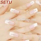SETU factory wholesale fashion color gel nail polish Nail Painting for diamond color uv nail gel