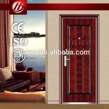 good quality 2014 hot sale elegant steel security door from foshan
