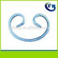 Excelente calidad útil forjado de hierro prensado en frío de desplazamiento