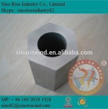 pvc coated hexagonal pipe