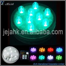 RGB BATTERY waterproof led centerpieces light