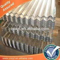 SGCC, SGCH, DX51D used galvanized corrugated sheet