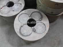 anhui alloyed fonte de broyage à billes en céramique moule