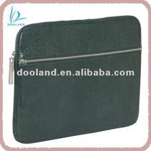 Genuine leather bag laptop sleeve
