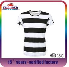 低価格高品質の熱い販売の男性の高級t- シャツのデザインアリに