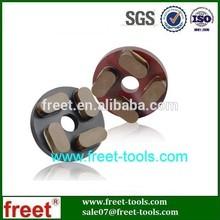 Diamond grinding disc resin bonded for stone