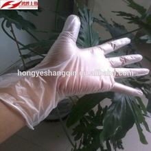 Powder free XXL vinyl gloves/vinyl examination gloves/disposable powder free vinyl gloves
