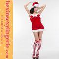 gran promoción baratos 2015 disfraces de navidad para las hembras