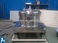 Pas besoin de fondation en béton, sac en acier inoxydable de levage centrifugeuse automatique machine