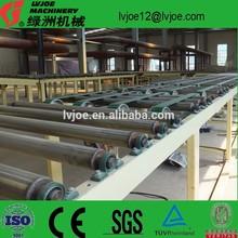 gypsum plaster board making machine 2 million --- 30 million m2/year