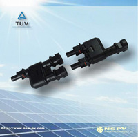 MC4 Y type Branch Connector for Solar Install System