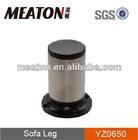 Furniture legs suppliers adjustable steel cabinet legs
