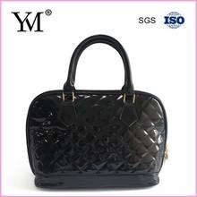 2014 professional china lady beauty leather handbag