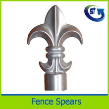 Best quality new products ornamental iron fence finials