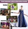 2015ผลิตภัณฑ์ใหม่ชุดเพื่อนเจ้าสาวชุดยาวบวกชุดราตรีขนาดตุรกี