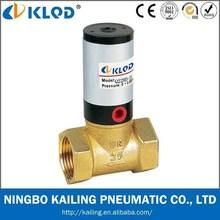 piston type direct acting pneumatic valve Q22HD-20