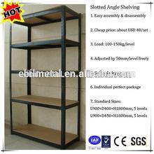 storage rack angle iron rack