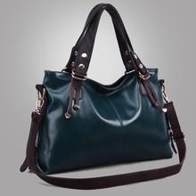 2015 fashion lady bag / leather shoulder bag for women