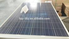 hot sale 230W Polycrystalline Solar panels for solar home system