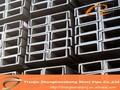 Sıcak satış oluklu çelik kanal/karbon çelik kanal/hafif çelik kanalları