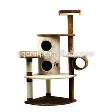 QQFactory cat furniture / modern cat furniture / outdoor cat furniture