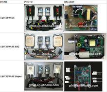 mitsubishi hid xenon ballast Slim H4 hi/lo hid kit
