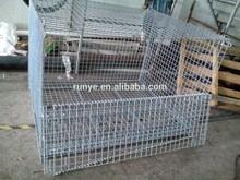 Big animal cage , galvanized dog cage