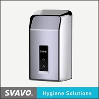 automatic wall-mounted touchless jet hand dryers manufacturer abs electric hand dryer VX280